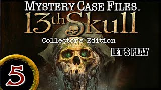Mystery Case Files 7: 13th Skull CE [05] w/YourGibs - Chapter 5: WINE BOTTLES UNLOCK SECRET ROOM