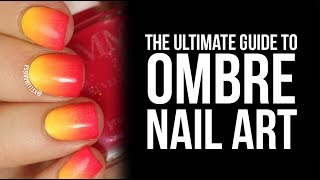 The Ultimate Guide to DIY Ombre Nails (Nail Polish 101) || KELLI MARISSA