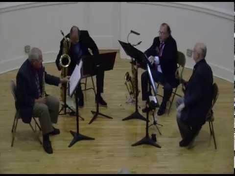MCC World of Music Series - Boston Saxophone Quartet