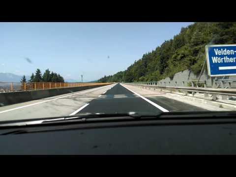 Autostrada A2 Graz - Villach (Austria)
