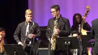 Spring Concert 2018 Jazz B Sneak Out