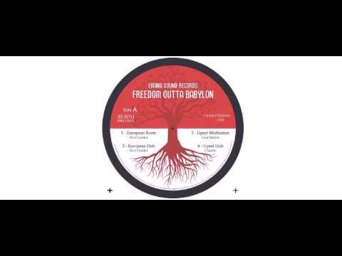 "Dubcreator / Lion Station / Chazbo /  - Freedom Outta Babylon - 12"" - Emana Sound Records"