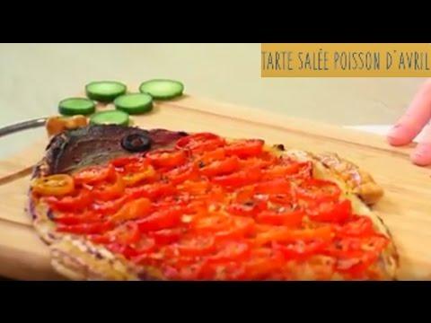 tarte-salée-poisson- -recettes