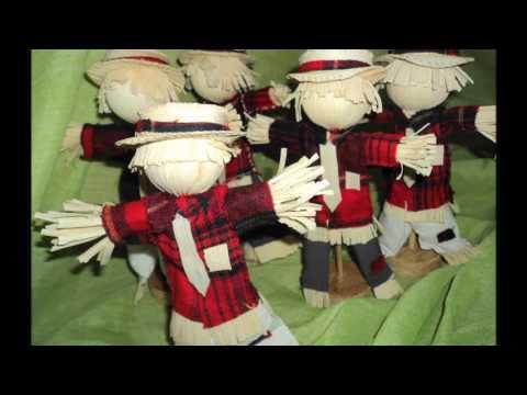 Coisas que o tempo levou - COCO DE MILHO - folclore - resgate de luciano hortencio