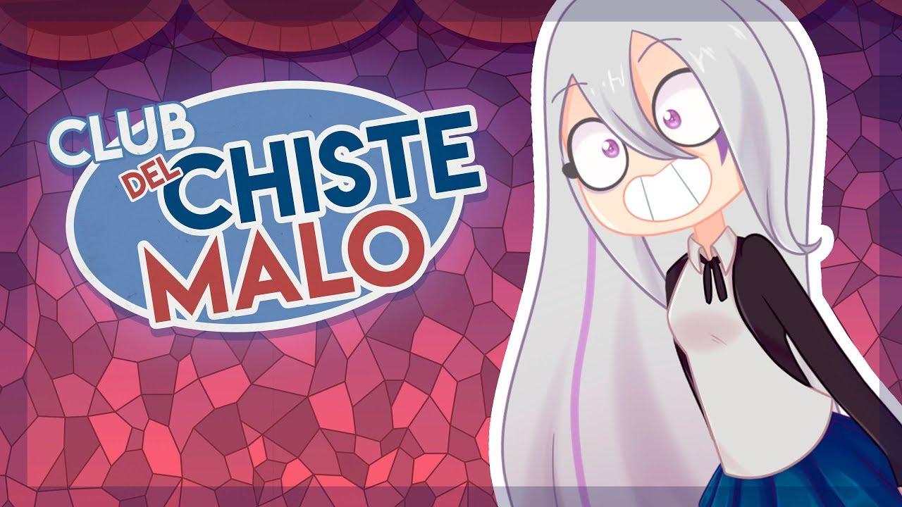 EL PEOR CHISTE DEL MUNDO | EL CLUB DEL CHISTE MALO #1 | SERIE ANIMADA | #FNAFHS