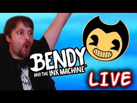Bendy and the Ink Machine Livestream MARATHON !!