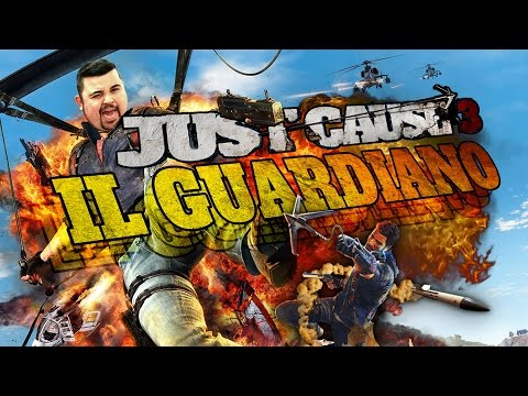 Just Cause 3 - 18°: Il Guardiano del Muro.