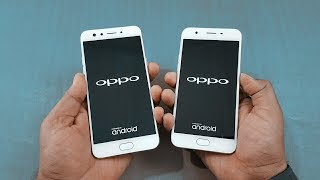 Oppo F3 vs Oppo A57 Speed Test Comparison | Real SPEED TEST!