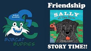 Bobcat Buddies Friendship Story Time