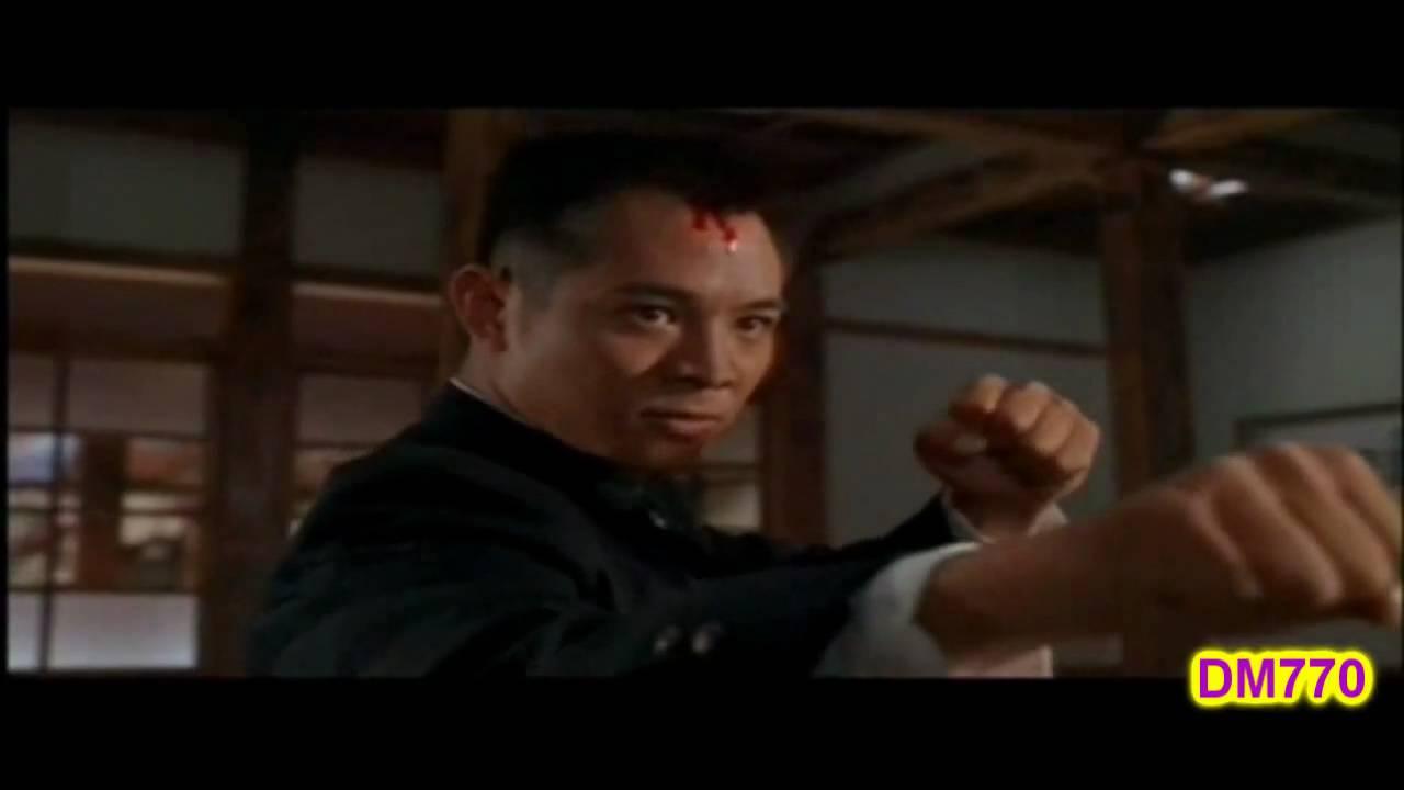 Jet Li  U0026 39 Unstopable U0026 39  Kung Fu Music Video