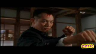 Jet Li 'Unstopable' Kung Fu Music Video