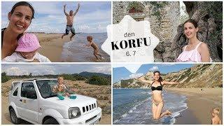 KORFU III / Hledáme nejkrásnější pláž