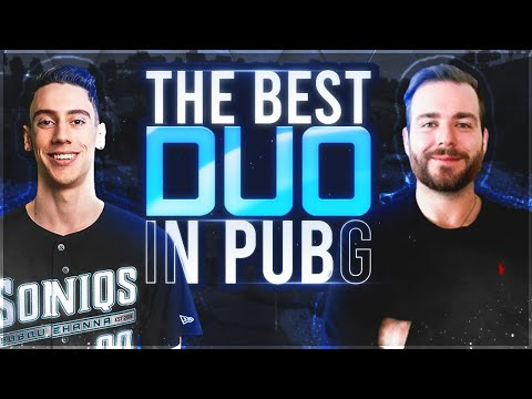 BEST DUO IN PUBG | TGLTN & Hambinooo | 33 Kills