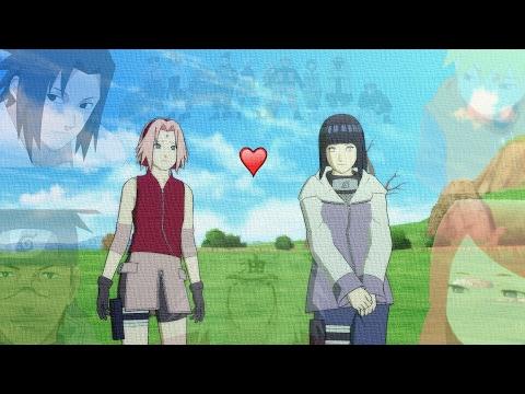 Sakura , Hinata and Naruto Remembering their Loved Ones