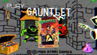 Chiptune Favorites   Gauntlet for the #NES   Stage 1 Music