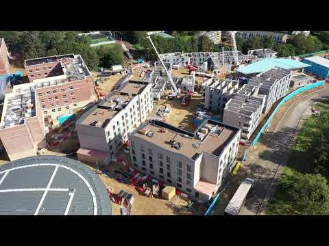 Developing world-class student accommodation at Mount Oswald