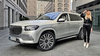 World's Most Expensive Low Rider - Maybach GLS 600
