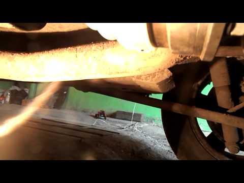 установка шрусового кардана на шевроле ниву
