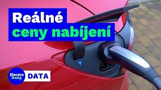 Reálné ceny nabíjení elektromobilů 2020 (po zdražení) | Electro Dad