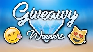 [ROBLOX] Giveaway Winners! [+ Another Giveaway]