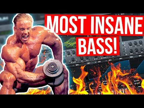 THE MOST INSANE DUBSTEP BASS IN SERUM TUTORIAL HOW TO (FREE PRESET)