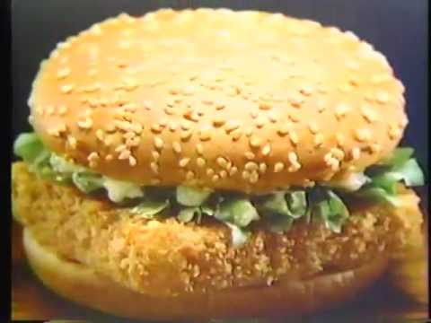 The Whaler 1983 Burger King Fish Sandwich Commercial