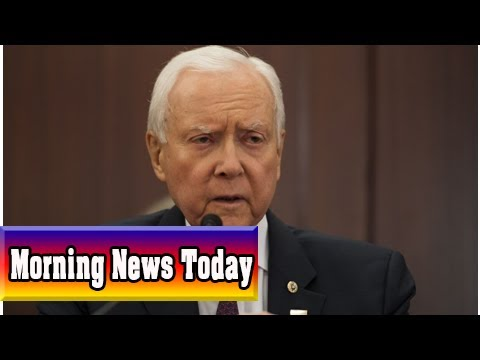 Sen. orrin g. hatch said it was an honor to be 'utahn of the year.' it wasn't.| Morning News
