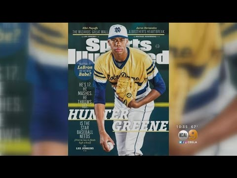 Local Teen Makes Cover Of Sports Illustrated
