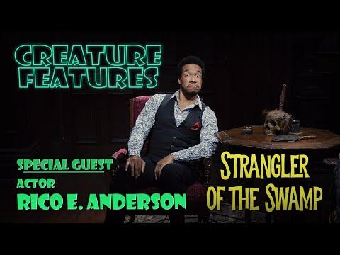 Rico Anderson & Strangler of The Swamp