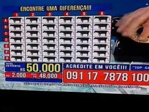 PROGRAMA NA TELEVISÃO ENGANA OS TELESPECTADORES, VAMOS DENUNCIAR ESSA FRADE!