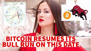 BITCOIN CRASH...WHEN WILL IT END? ASTROLOGY FOR BTC/BULL MARKET RESUMING (TIME PREDICTION/DATES)
