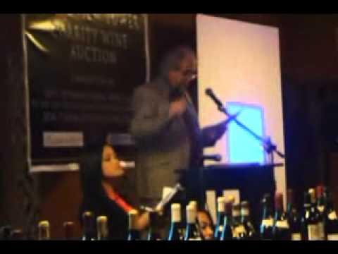 """Manila Wine Lovers attend wine auction in  Angeles City Pampanga held by Yats Wine Cellars"""