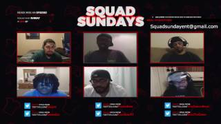squad sundays ep 4   not allowed to work with dreads youtube heroes   wwe banned moves   racism