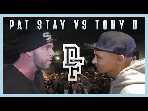 PAT STAY VS TONY D
