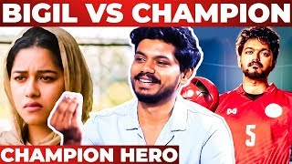 Champion Hero Vishwa Interview