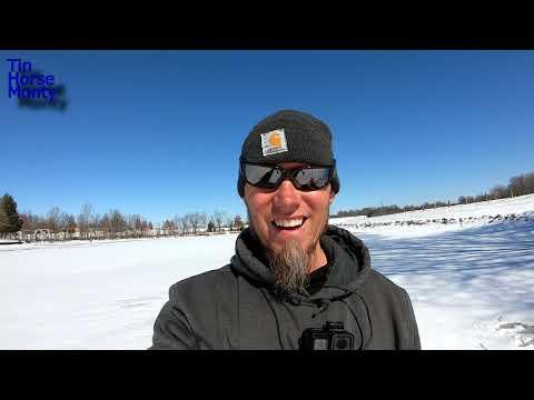SE Missouri Ice Fishing February 2021