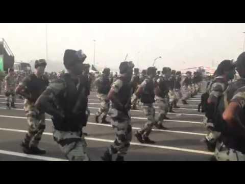 Saudi military exhibition