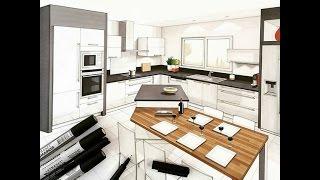 Дизайн интерьера.Современная кухня. Тренды 2016-2017 в дизайне кухни.