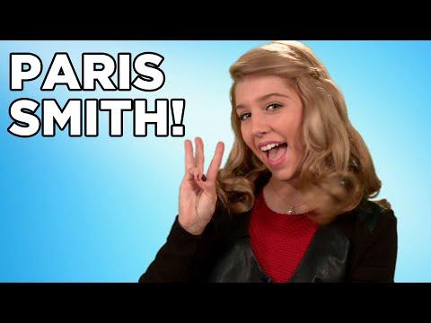 Paris Smith on
