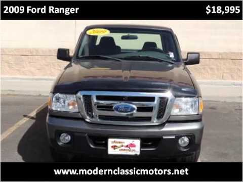 2009 ford ranger used cars grand junction co youtube for Modern classic motors grand junction co