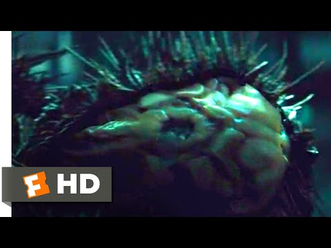 Captive State (2019) - Alien Face Off Scene (5/10) | Movieclips