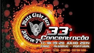 tva tv algarve apresenta 33ª concentrao moto clube de faro