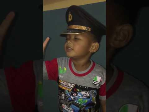 Polisi sahabat anak by adrian