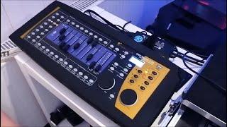 Stairville DMX Master 3 FX (Tutorial zur Erstellungen von Overlay-Szenen mit DJ Mark Kiss)