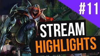 Instalok Stream Highlights #11 (League of Legends)