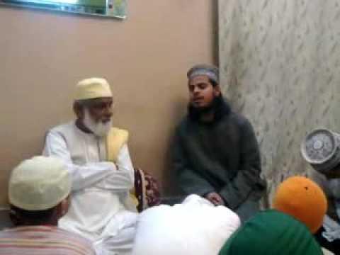 TUMHARI YAAD MEIN SARKAR ITNA KHO JAO BY maqdoom jamali ashrafi (Rno.3)