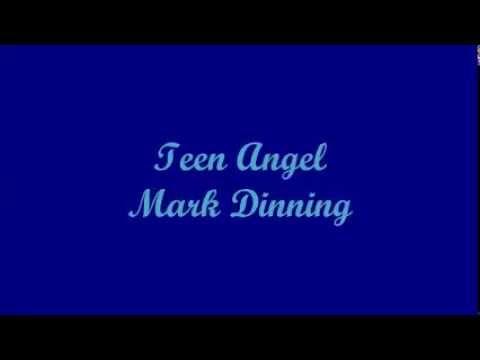 Teen Angel - Mark Dinning (Lyrics)