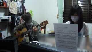 Rurouni Kenshin - Departure (piano + guitar)