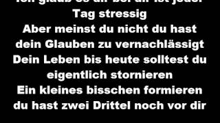 KC Rebell - ZU SPÄT (Lyrics)