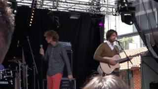 Kings of Convenience - I'd Rather Dance With You (Live at Laneway Festival Melbourne 2013)